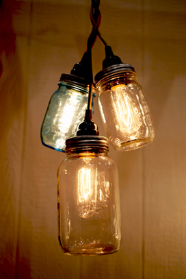 Original Mason Jar Light Kits