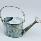 Oval Bungalow Watering Can