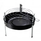 """12"""" Portable Charcoal Grill"""